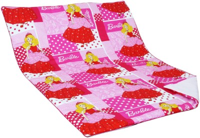 Aurraa Printed Single Quilts & Comforters Pink