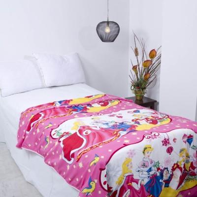 Smile2u Retailers Cartoon Single Dohar Multicolor