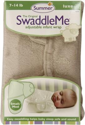Summer Infant, Inc. Plain Crib Swadding Baby Blanket Unisex
