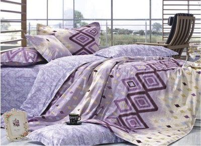 Zyne Floral Double Quilts & Comforters Multicolor