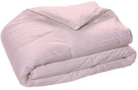Misr Striped Single Quilts & Comforters Pink(Blanket)