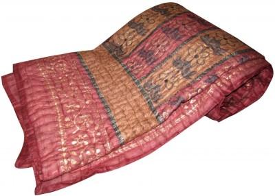 Shilimukh Floral Double Quilts & Comforters Multicolor