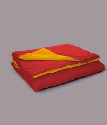 Stoa Paris Plain King Quilts & Comforters Red