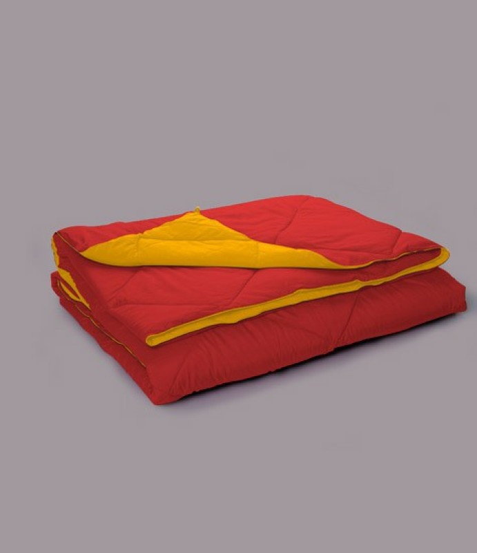 Stoa Paris Plain King Quilts & Comforters Red(1 Comforter)