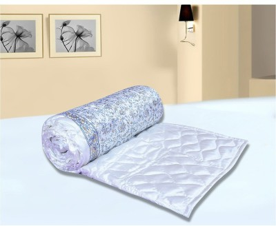 Chelsi Printed Double Quilts & Comforters White