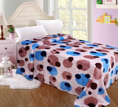 SANAYA Geometric Single Blanket Multicolor