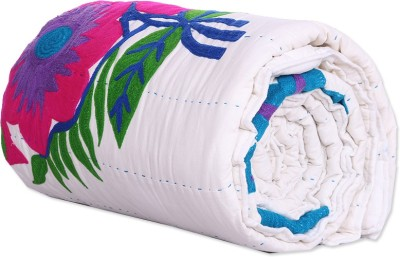 Reme Embroidered Single Quilts & Comforters Multicolor