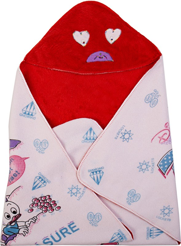 Utc Garments Cartoon Single Blanket Red, Blue, White(1 Blanket)