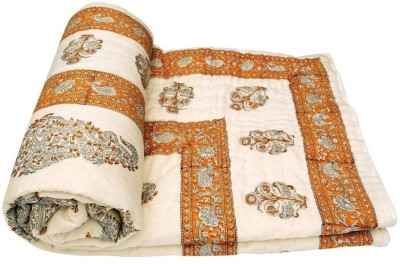 Style and Fashion Paisley Double Quilts & Comforters Multicolor