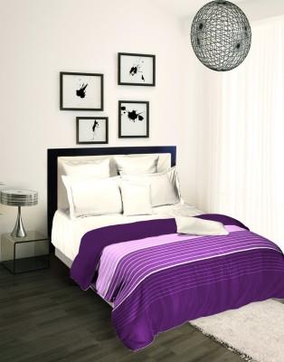 Tangerine Printed Single Quilts & Comforters Purple, Pink