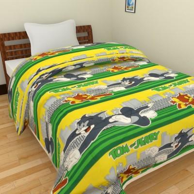 Ridan Cartoon Single Dohar, Blanket MULTICOLOUR