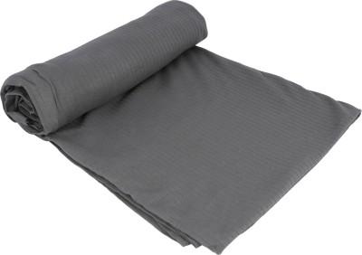 MOS-QUIT-O Checkered Single Blanket Grey