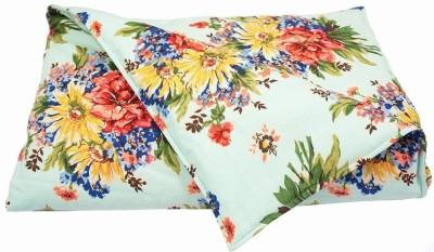 Wobbly Walk Floral Single Blanket Multicolor