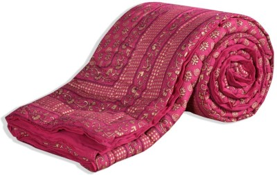 Chelsi Printed Single Quilts & Comforters Multicolor