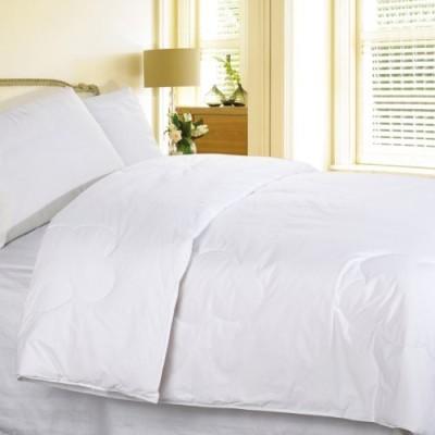 Epoch Hometex Plain Blanket White