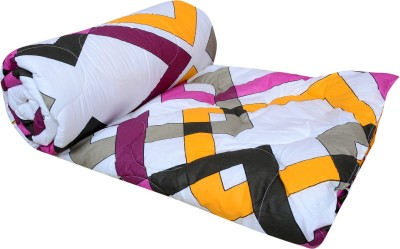 El Sandlo Geometric Double Quilts & Comforters Multicolour