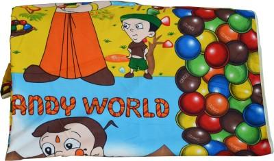 Deals For Bulk Cartoon Single Blanket Multicolor