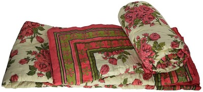 Tradition India Damask Double Quilts & Comforters Multicolor