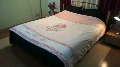 Jojo Designs Cartoon Single Quilts & Comforters Orange