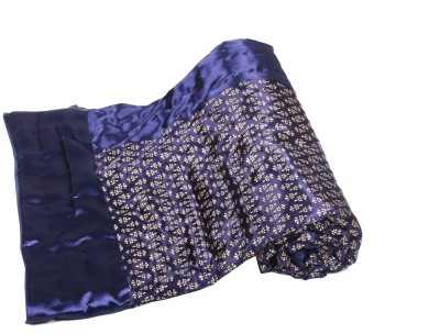 Jaipurtextilehub Floral Single Quilts & Comforters Blue