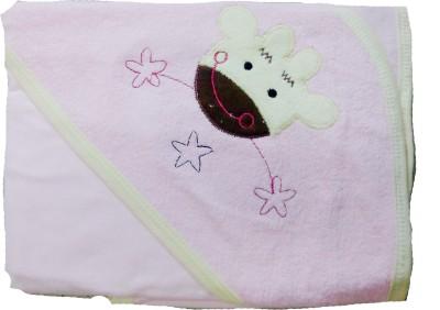 Kandy Floss Animal Single Blanket Pink