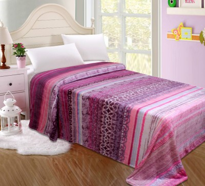 SANAYA Printed Single Blanket Multicolor
