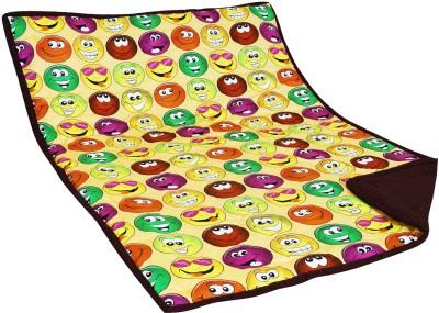 Aurraa Printed Single Quilts & Comforters Brown