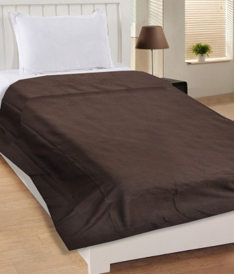 OM CRAFT Plain Single Blanket Multicolor(Adults Sleep Sack, 1 Blanket)