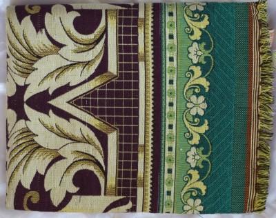 cotton leaf Floral Single Blanket 104