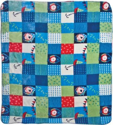 MeeMee Printed Single Blanket Assorted
