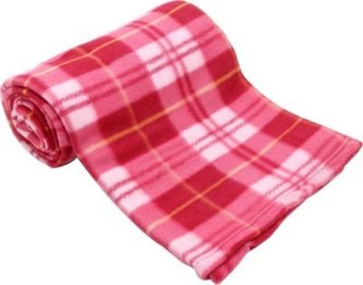 JJ DESIGN Checkered Single Dohar Red