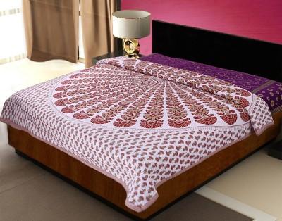 JaipurFabric Cartoon Double Quilts & Comforters Beige