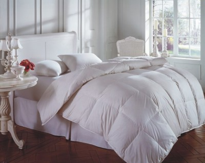 Idesign Plain King Quilts & Comforters White