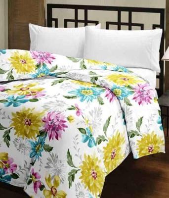 Renown Floral Single Dohar Multicolour