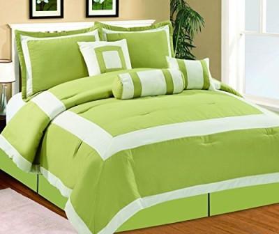 SALLY TEXTILES INC Geometric Green