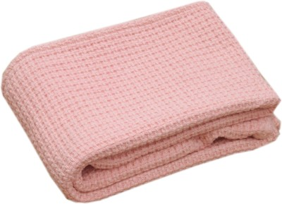 Saral Home Geometric Double Throw Pink