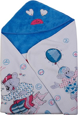 Utc Garments Cartoon Single Blanket Blue, Multicolor