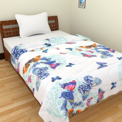 Ridan Abstract Single Quilts & Comforters Multicolour