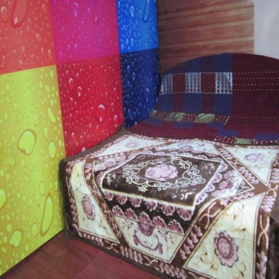Unnati Floral Single Blanket Multicolor