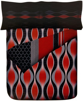@home Abstract Single Quilts & Comforters Multicolor