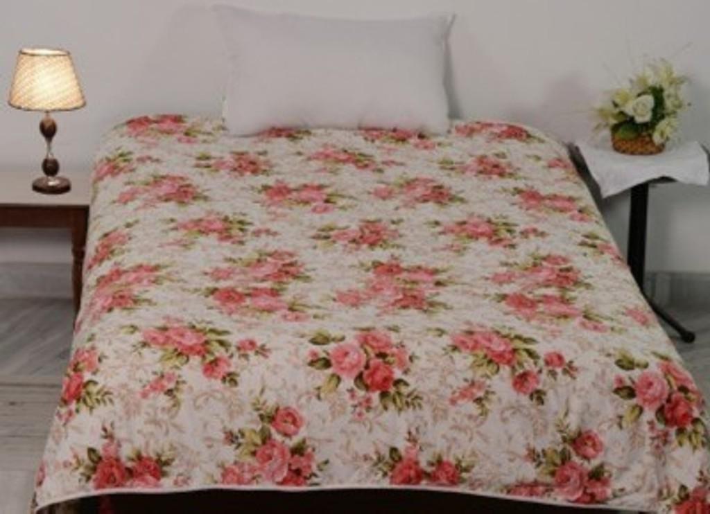 VAMIRA Floral Single Dohar Multicolor