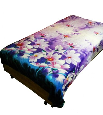 AnnKay Floral Single Quilts & Comforters Multicolor