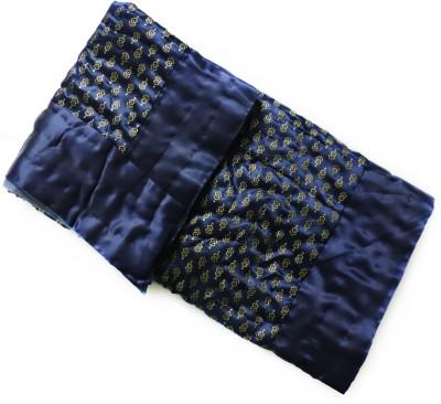 Ramasa Paisley Single Quilts & Comforters Blue