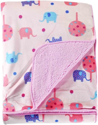 Babysid Collections Animal Single Blanket Multicolor