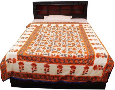 Jaipur Raga Floral Single Quilts & Comforters Multicolor