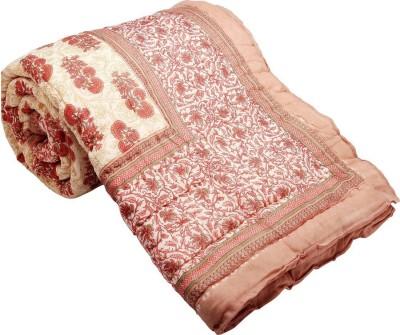 Shopnetix Floral Single Quilts & Comforters Multicolo