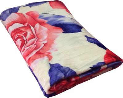 Autre Allure Floral Double Blanket Multicolor