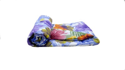 Steller Home USA Portico Floral Single Quilts & Comforters Multicolor