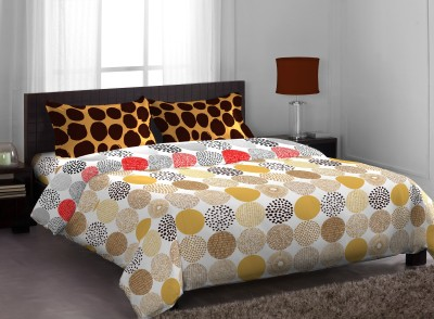 Stellar Home Abstract Queen Quilts & Comforters Multicolor