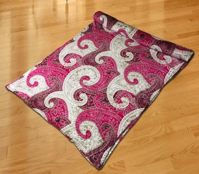Vibhavari Abstract Double Blanket Multi-Color